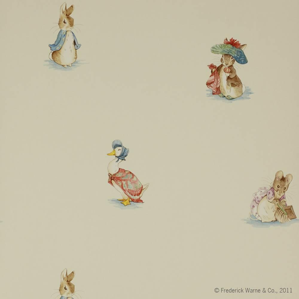 100 Incroyable Suggestions Papier Peint Beatrix Potter